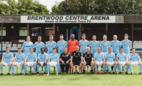 Brentwood Town Relegation