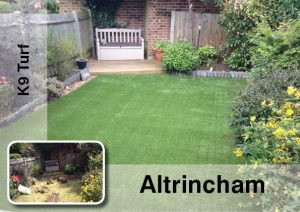 Artificial Grass In Wilmslow