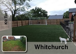 Artificial Grass in Middlewich