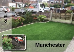 Artificial Grass in Prestwich