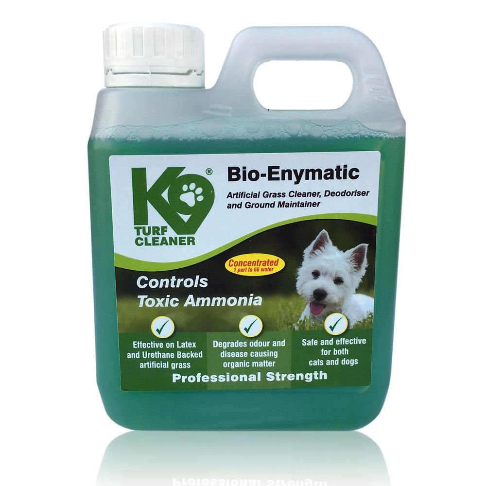 K9 Turf Enzyme Bio-Enymatic Artificial Grass Cleaner