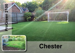 artificial grass in chester