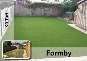 artificial grass in southport