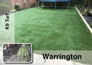 Artificial Grass in Frodsham