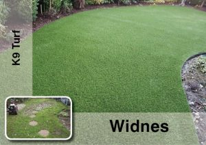 artificial grass in widnes